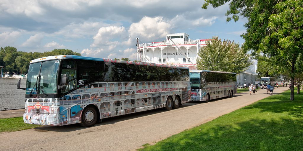 river cruise benefits over road trip