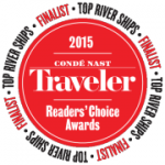 he World's Best Cruise Lines Readers' Choice Awards Top River Cruise Lines
