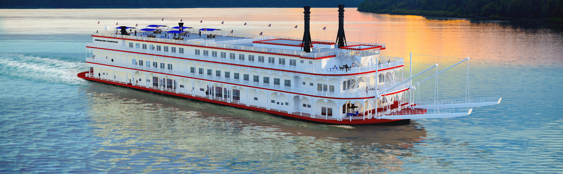 american countess riverboat cruises