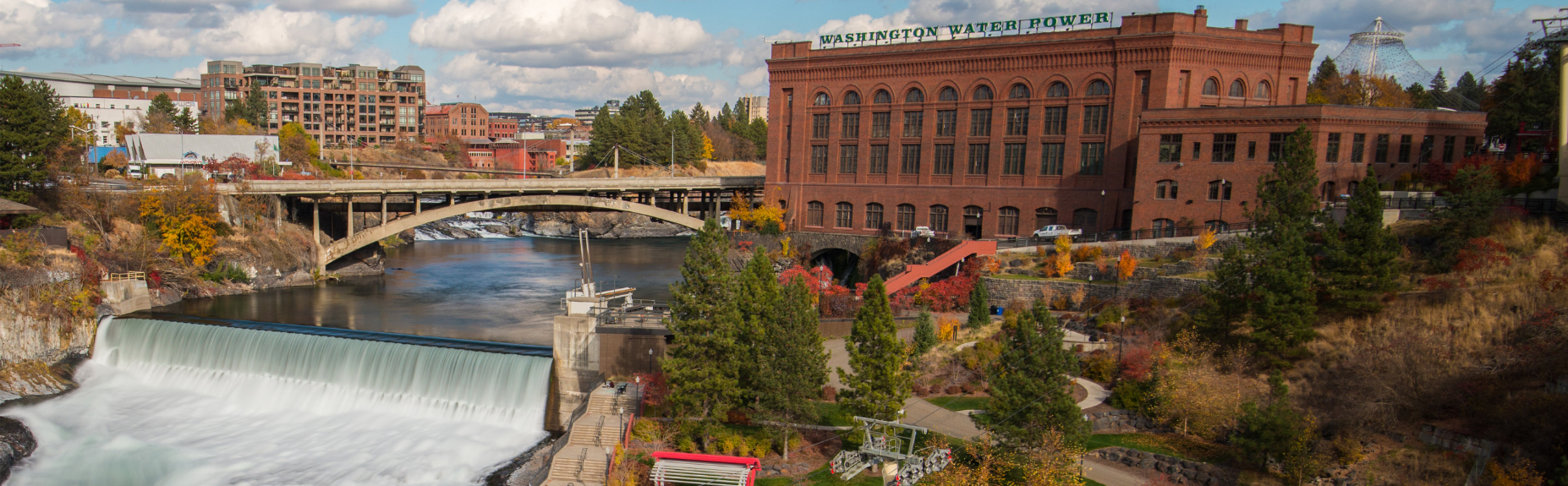 spokane river cruise