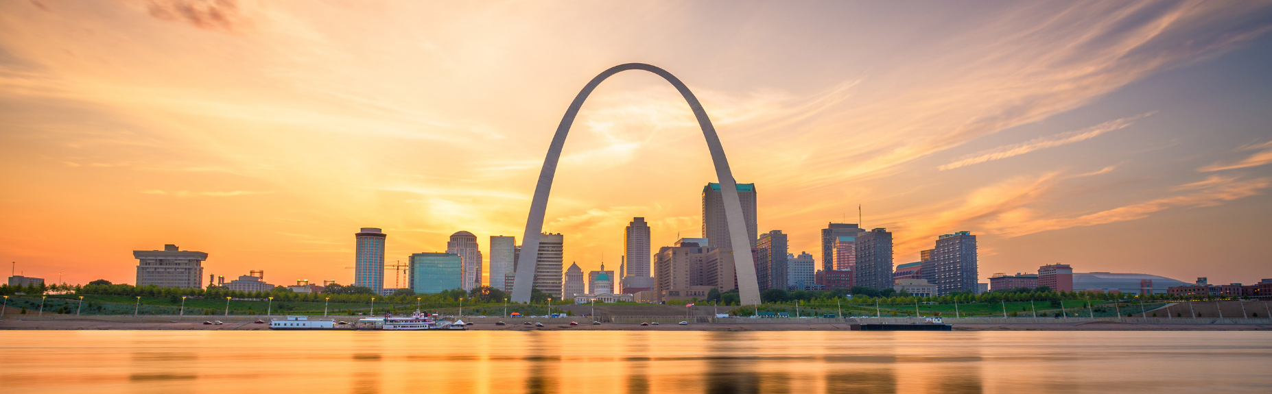 st louis river cruises to and from